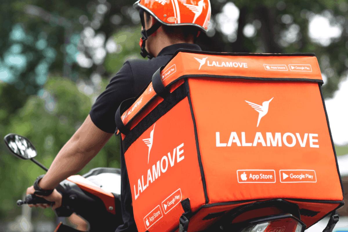 Cara daftar Lalamove rider