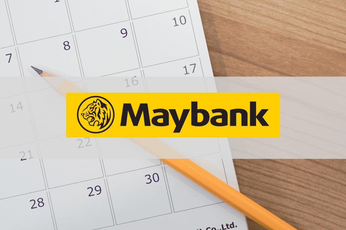 Temujanji Maybank